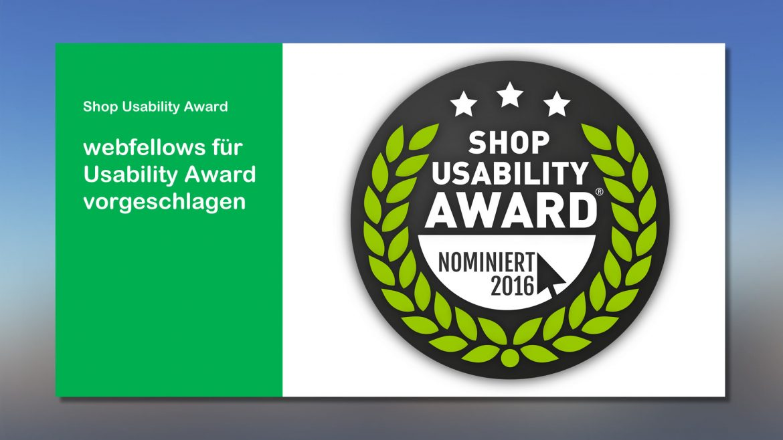 News webfellows für Award vorgeschlagen