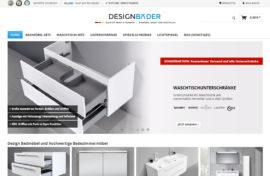 webfellows Referenz Designbäder Startseite