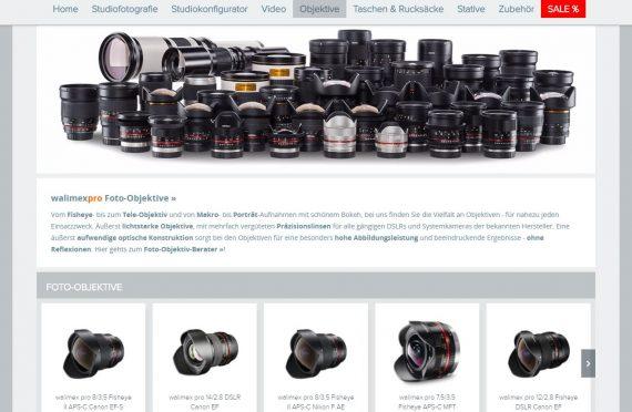 webfellows Referenz Foto Walser Kategorieseite