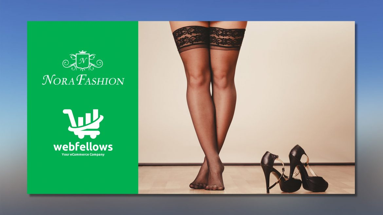 News webfellows Beteiligung an Nora Fashion