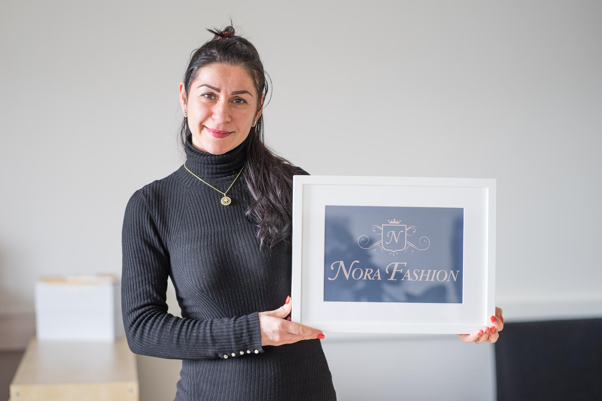 Yana Fetova Nora Fashion