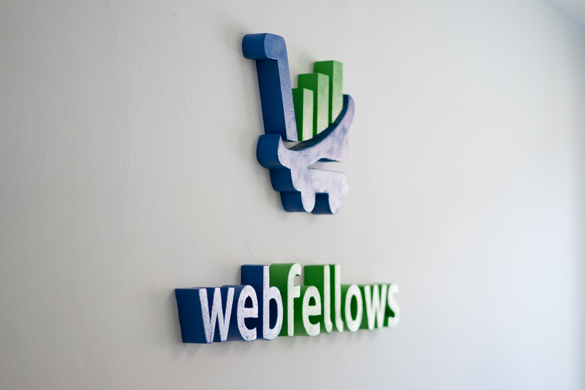 webfellows Logo Wall