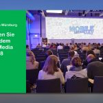 Mobile Media Day 2018 in Würzburg