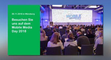 Mobile Media Day 2018 in Würzburg