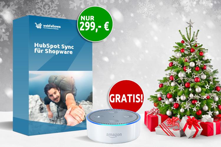 HubSpot Sync Alexa gratis