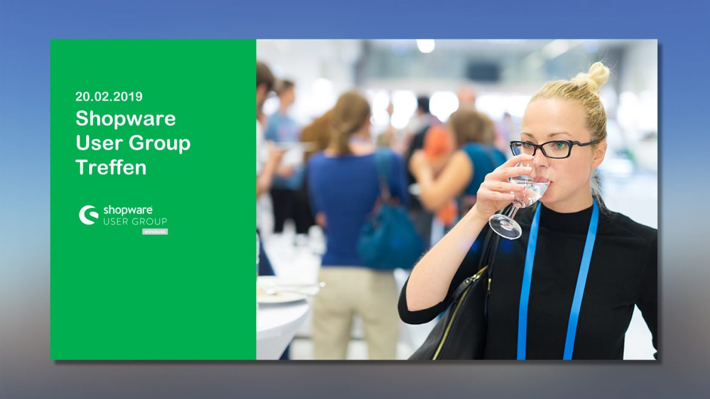 webfellows Shopware User Group Würzburg 2019