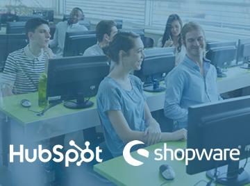 HubSpot Shopware Schulung