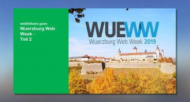 webfellows im Rahmen der Wuerzburg Web Week
