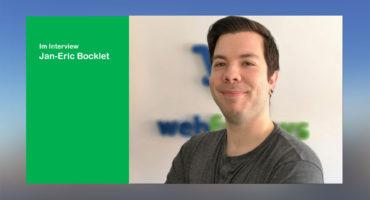 Jan.. Der neue Fellow bei webfellow