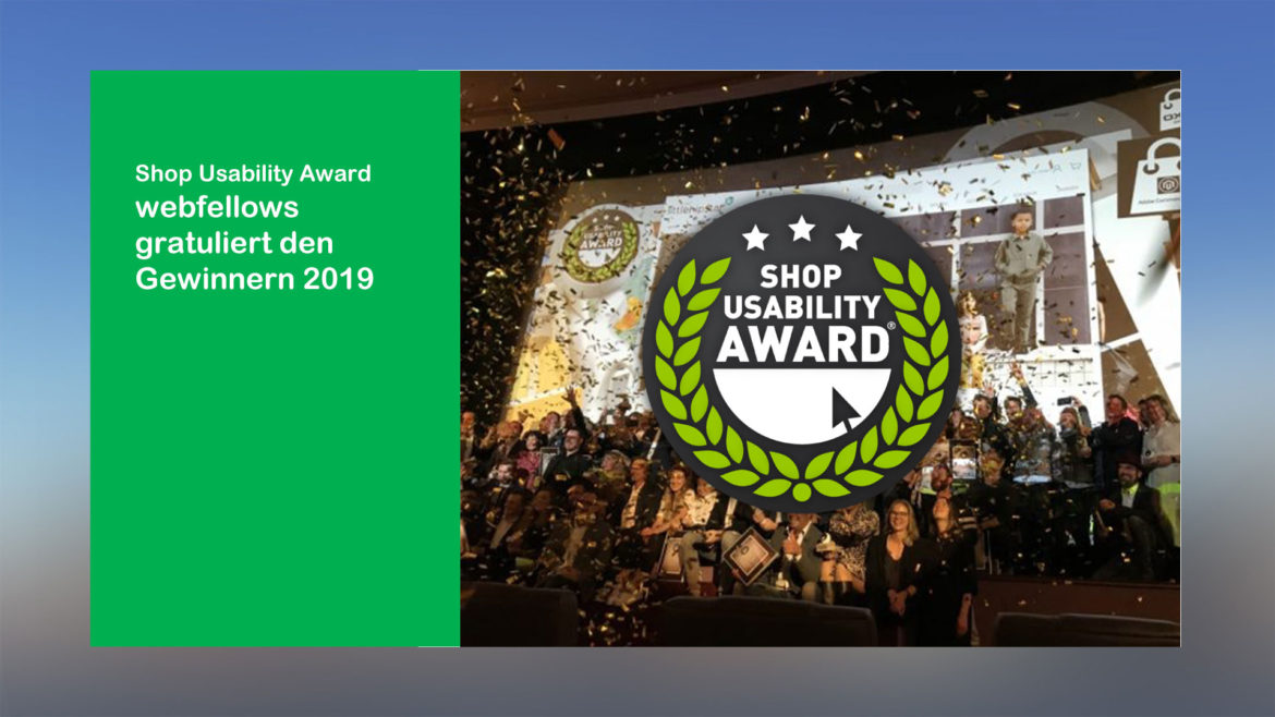 Shop Usability Award 2019