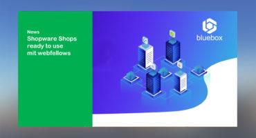 bluebox - webfellows Shopware Shops ready to use
