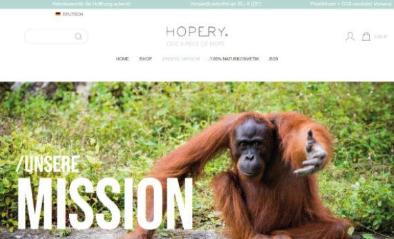 Mission Hopery Referenz
